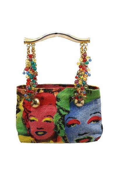 File:Versace Spring-Summer 1991 Marylin Monroe & James Dean print bag.jpg