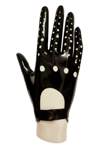 File:Atsuko Kudo Latex Rubber Ladies Driving Gloves.jpg