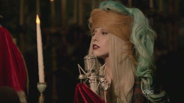 File:A Very Gaga Thanksgiving - ''Hair'' 002.jpg