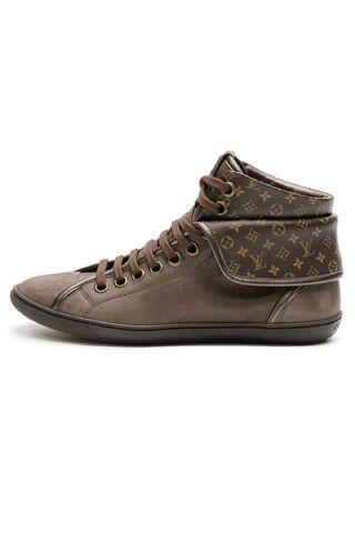 File:Louis Vuitton - Monogram Canvas and leather brea sneaker.jpg