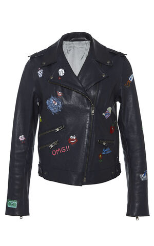 File:Mira Mikati - Leather jacket.jpg