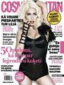Cosmopolitan Latvia April 2010 cover