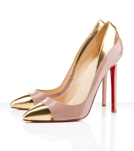 File:Christian Louboutin - Pigalle gold coutout.jpg