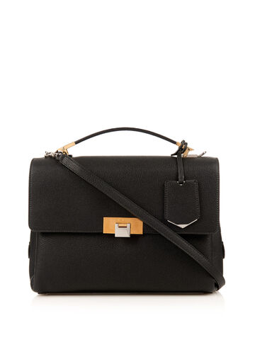 File:Balenciaga - Le Dix Cartable S leather shoulder bag.jpg