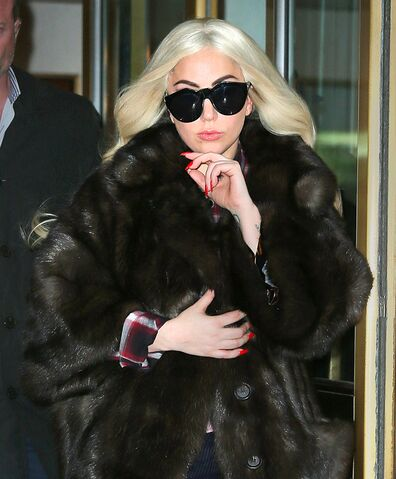 File:2-2-15 Leaving her apartment in NYC 002.jpg
