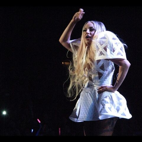 File:The Born This Way Ball Tour Bad Romance 004.jpg