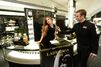 10-7-12 Inside Harrods for the Launch of FAME 002