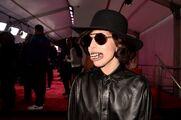 11-3-13 At YouTube Music Awards - Red carpet 003