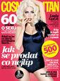 Cosmopolitan Czech Republic November 2010 cover