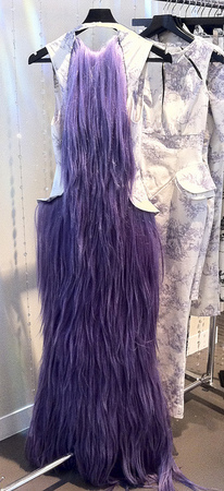 File:Charlie Le Mindu Fall 2012 Purple Hair Dress.jpg