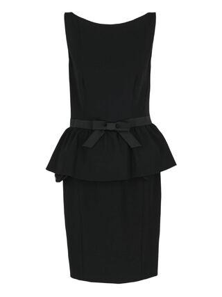 File:Moschino Fall 2011 RTW Black Peplum Dress.jpg