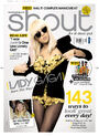 6-5-11 Shout Magazine Cover