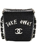 Chanel Pre-Fall 2010 'Take Away' Handbag