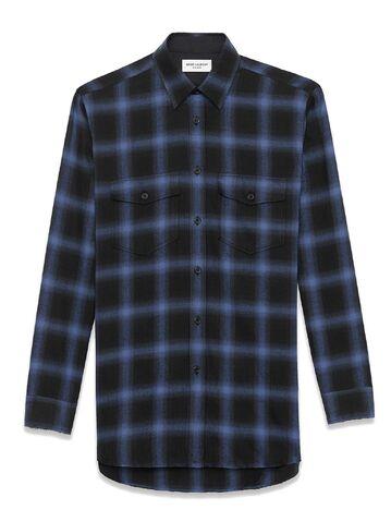 File:YSL - Blue plaid shirt.jpg