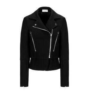 File:Balenciaga - Woven genuine biker jacket.jpeg