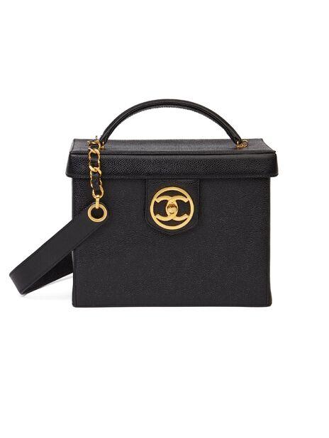 File:Chanel Vanity Cosmetic Case Bag.jpg