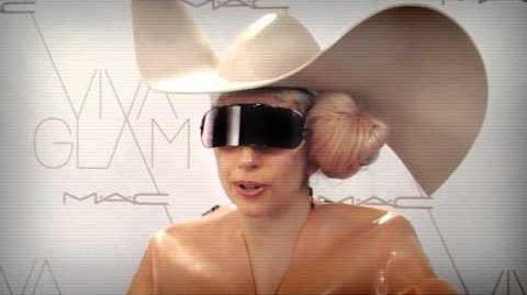 Lady Gaga Speaks About the MAC VIVA GLAM Movement
