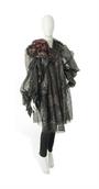 Christian Lacroix Fall Winter 2005 Haute Couture Sortie de Bal Opera coat