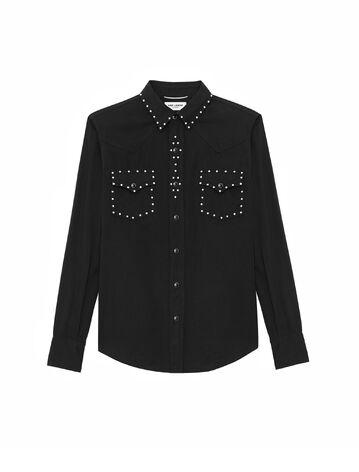 File:Saint Laurent - Studded western shirt.jpeg
