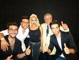 7-15-15 Backstage concert at Umbria Jazz Festival in Perugia 001