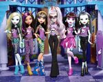 Monster High - Zomby Gaga 003
