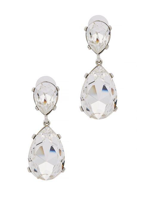 File:Kenneth Jay Lane - Crystal tear drop earrings.JPG