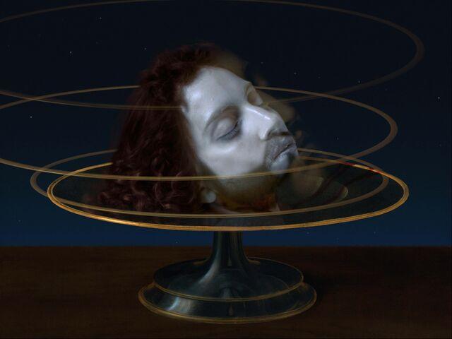 File:The Head of Saint John the Baptist—Pisces, 2013 © Dissident USA.jpg
