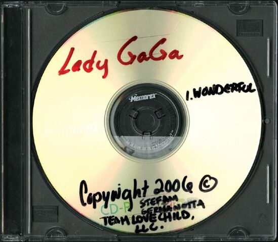 File:Lady Gaga 2006 Original CD Produced by Rob Fusari.jpeg