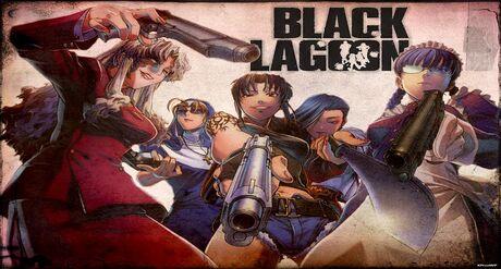 Black Lagoon Girls