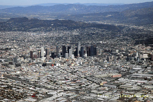 File:La-from-the-air.jpg