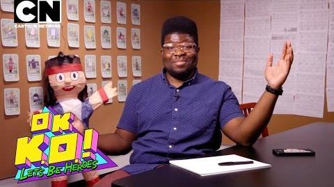 O.K. K.O.! Let's Be Heroes Ian Jones-Quartey's Special Announcement! Cartoon Network