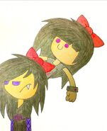 Mimi and Skylar by SomeStupidKid (3)