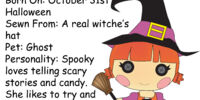 Spooky Broomsticks