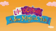 Lala-Oopsies A Sew Magical Tale screen title