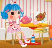 Profile - Cartoon Rosy