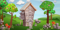 Squiggles' house