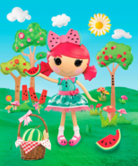 Water Mellie Seeds Large Doll poster