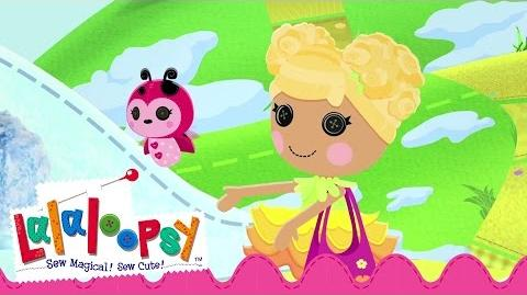 Mari Throws A Party Lalaloopsy