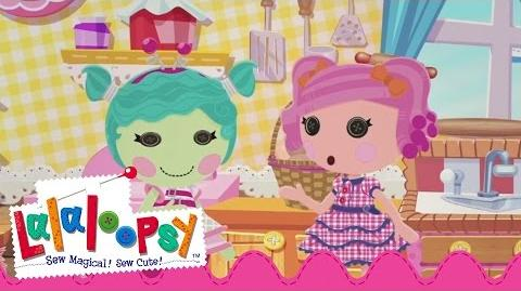 Breakfast for Friends Lalaloopsy
