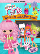 Lalaloopsy Girls: Welcome to L.A.L.A
