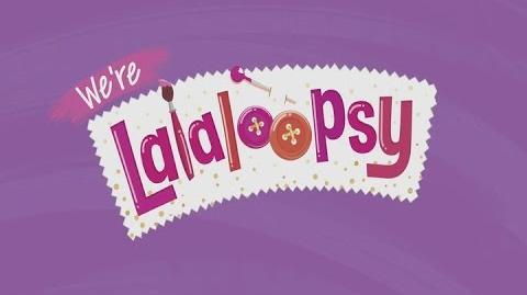 We're Lalaloopsy - theme song (Latin American Spanish)