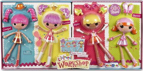 File:Workshop 4pk - Cowgirl - Bunny - Princess - Fairy (Box).jpg
