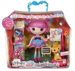 Harmony B. Sharp doll - Silly Hair Star - box