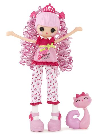 File:Jewel Sparkles - Girls doll - pajamas - hair color change.jpg
