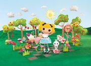 Alice's Garden Tea Party