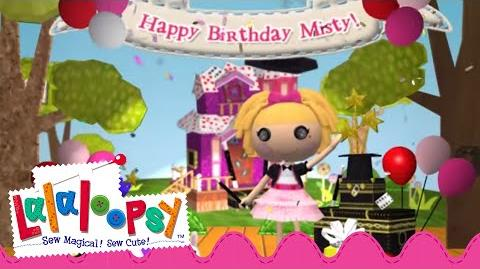 Happy Birthday, Misty Mysterious! Lalaloopsy