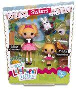 Mini Sisters - Misty&Tricky (Box)