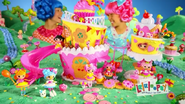 Lalaloopsy Musical Cake Commercial 2