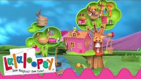 Mini Lalaloopsy Treehouse 2