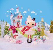 Poster - Winter Snowflake